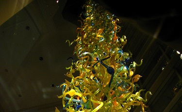 chihuly tree