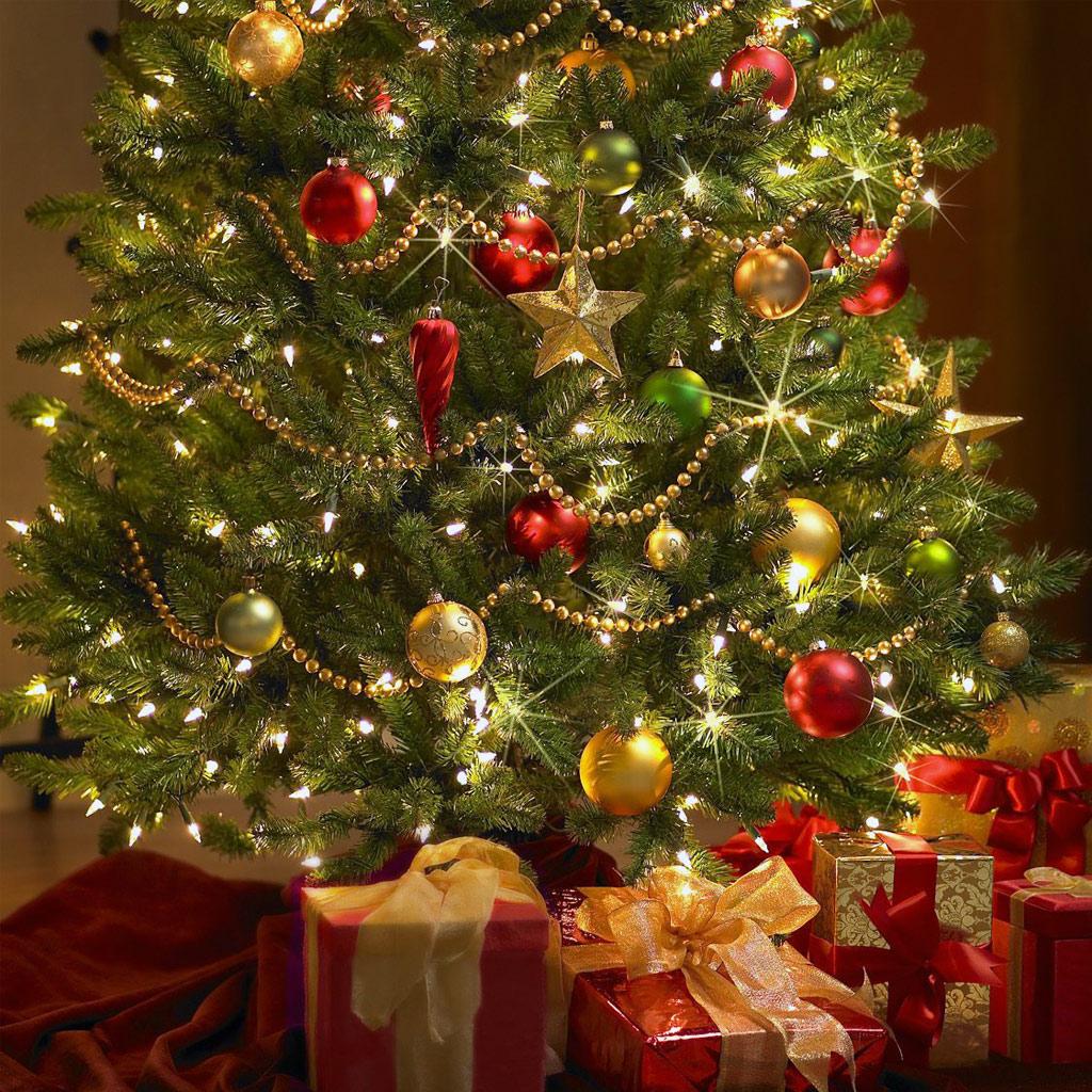 Christmas Tree Decorations 6